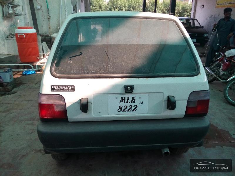 Suzuki Mehran VX 2006 Image-5