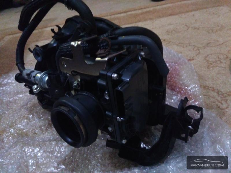D. Mira es intake, injectors &throttle body vacuum For Sale Image-1