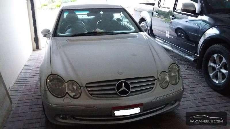 Mercedes Benz CLK Class CLK 230 2003 Image-1