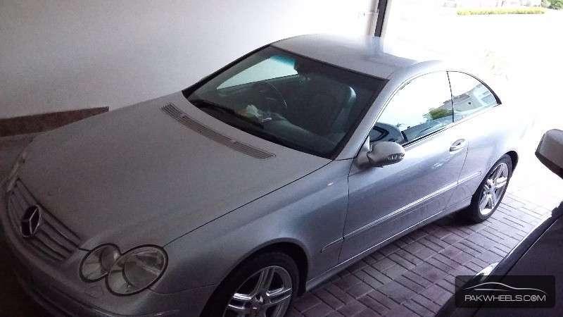Mercedes Benz CLK Class CLK 230 2003 Image-2
