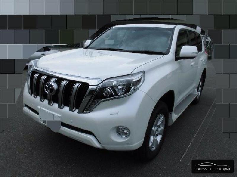 Toyota Prado TX Limited 2.7 2015 Image-2