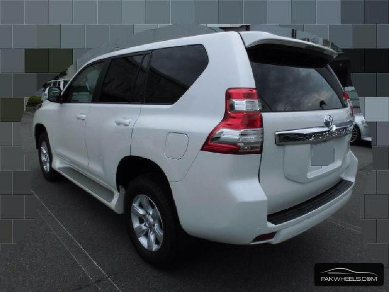 Toyota Prado TX Limited 2.7 2015 Image-3