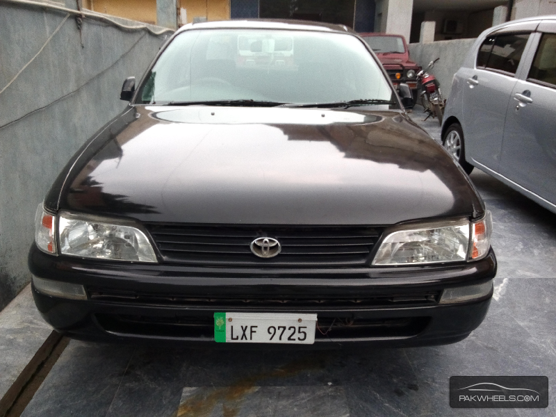 Toyota Corolla 1998 For Sale In Lahore Pakwheels