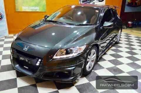 Honda CR-Z Sports Hybrid 2010 Image-6