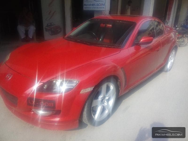 Mazda RX8 2004 Image-2