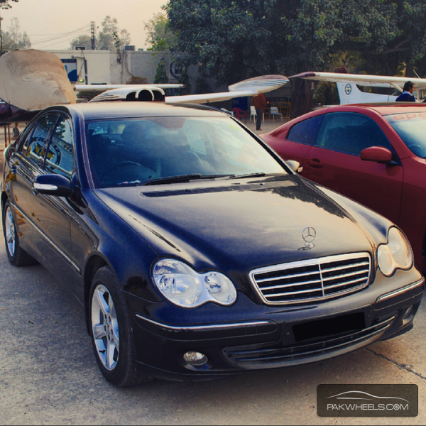 mercedes benz c class c180 kompressor 2007 for sale in lahore pakwheels. Black Bedroom Furniture Sets. Home Design Ideas
