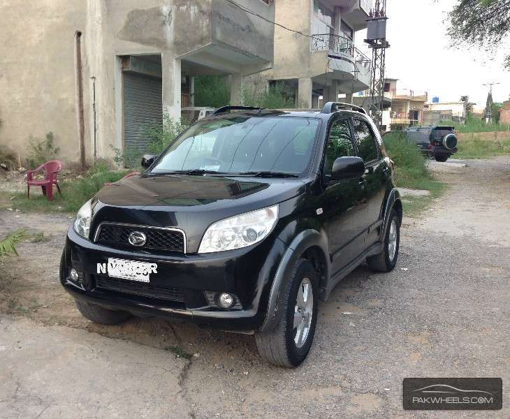 Daihatsu Terios 4x4 2006 For Sale In Rawalpindi