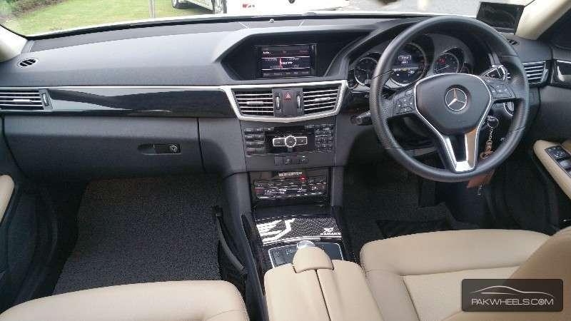 Mercedes Benz E Class E200 2013 Image-5