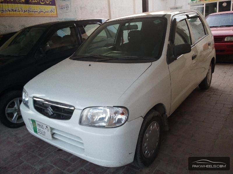 Suzuki Alto VX (CNG) 2007 Image-2