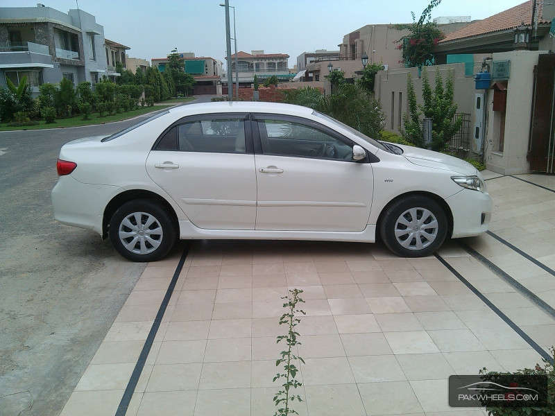 toyota corolla xli 2010 for sale in lahore pakwheels. Black Bedroom Furniture Sets. Home Design Ideas