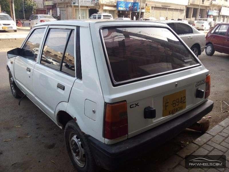 Daihatsu Charade 1984 Image-6