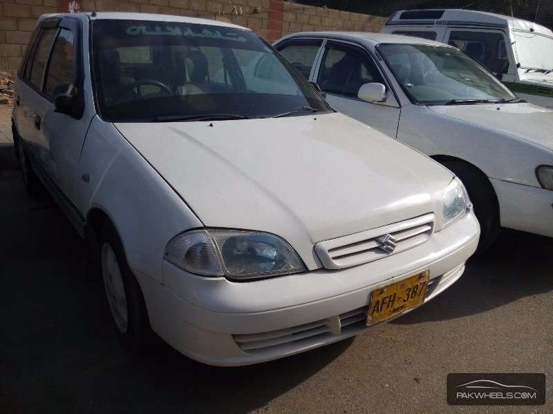Suzuki Cultus VXRi 2003 Image-2