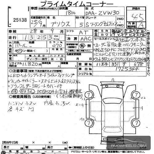 Toyota Prius S 1.8 2014 Image-4