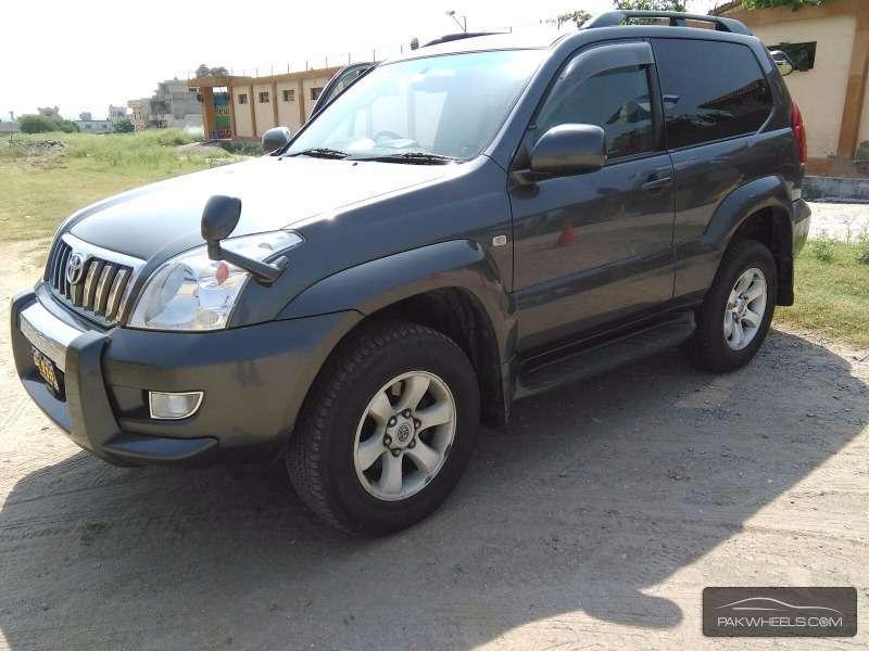 Toyota Prado Rx 2 7 3 Door 2004 For Sale In Islamabad