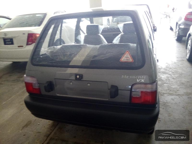 Suzuki Mehran VX (CNG) 2015 Image-4