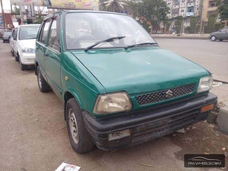 Suzuki Mehran 1998 Image-2