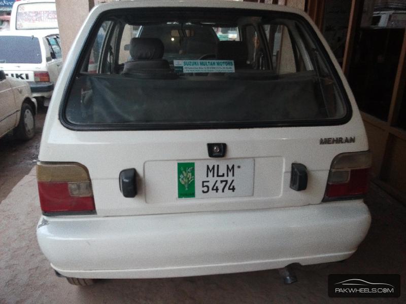 Suzuki Mehran VX (CNG) 2006 Image-5