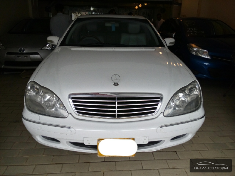 Used mercedes benz s class s 320 2000 car for sale in for Mercedes benz s class 2000