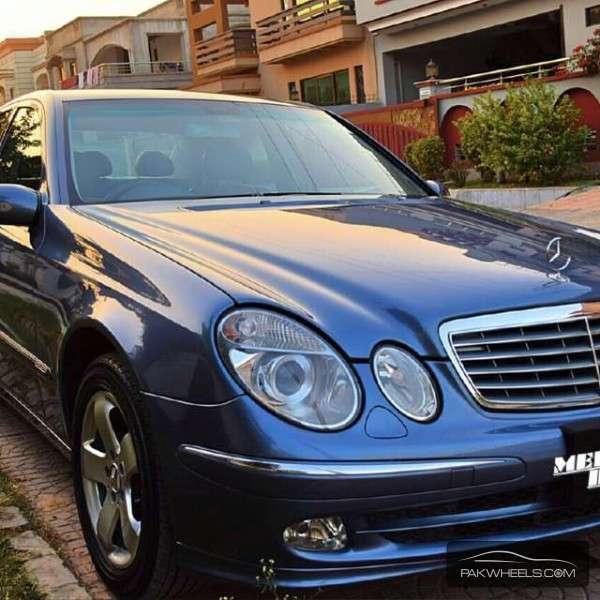 Mercedes benz e class e240 2002 for sale in lahore pakwheels for E240 mercedes benz