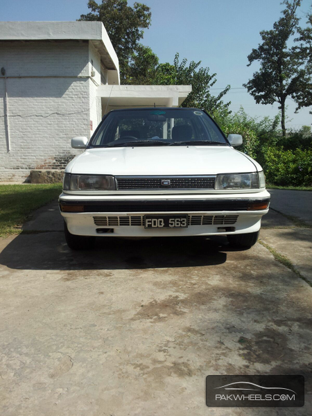Toyota Corolla X L Package 1.3 1992 Image-5