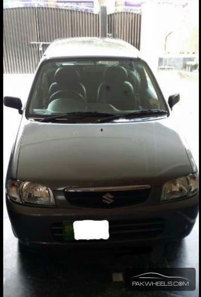 Suzuki Alto VXR (CNG) 2010 Image-5
