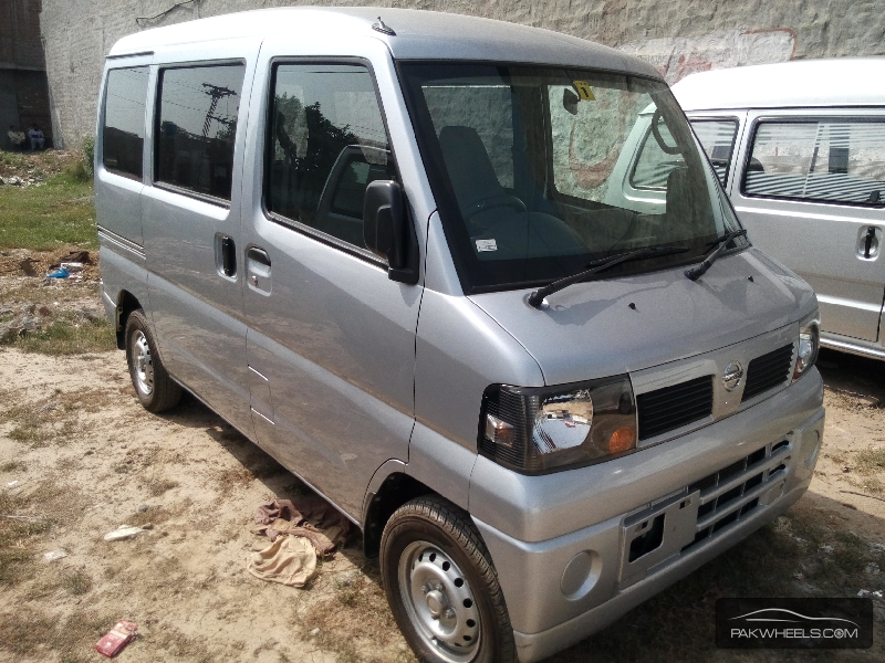 Nissan Clipper AXIS 2011 Image-2