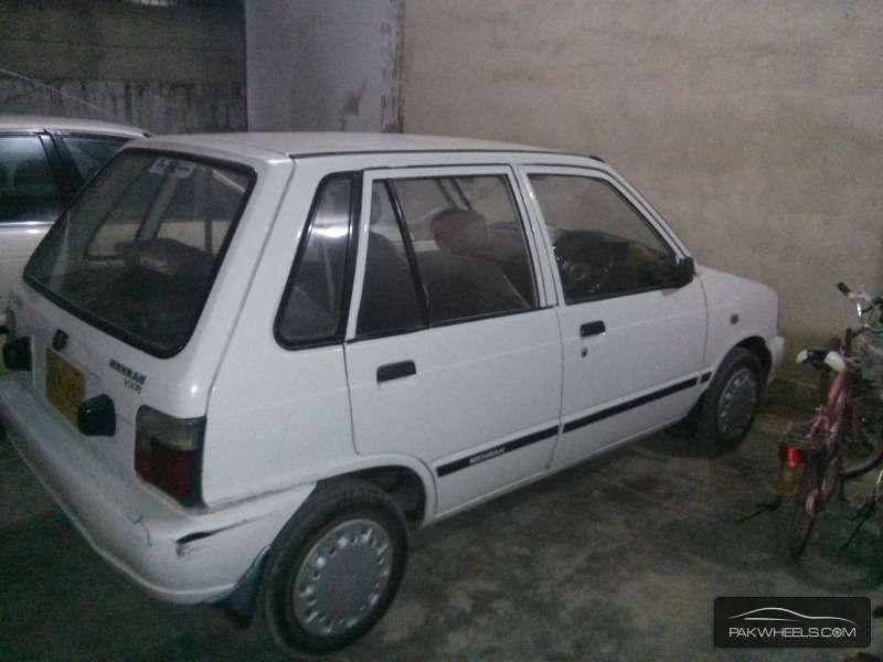 Suzuki Mehran VXR 1999 Image-7
