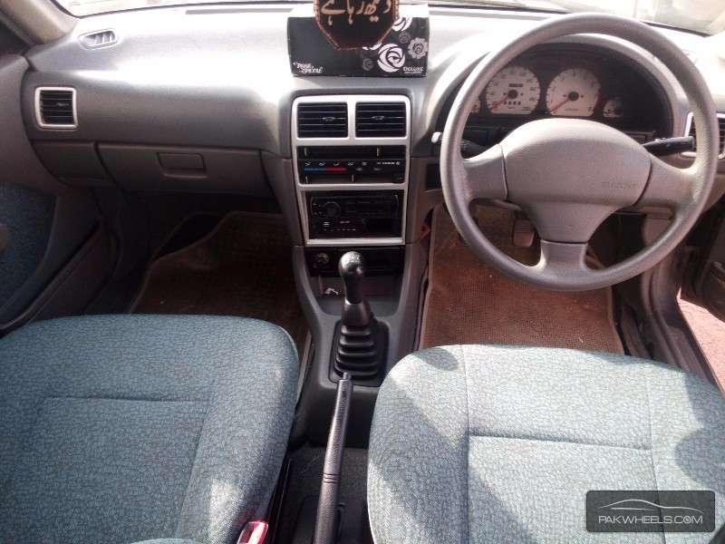 Suzuki Cultus VXR (CNG) 2009 Image-5