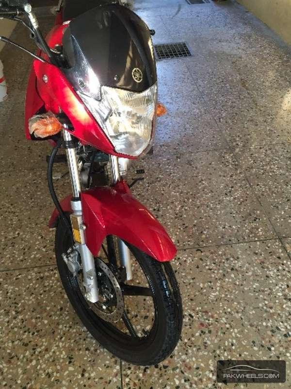 Used Yamaha Ybr 125 2015 Bike For Sale In Attock 144056