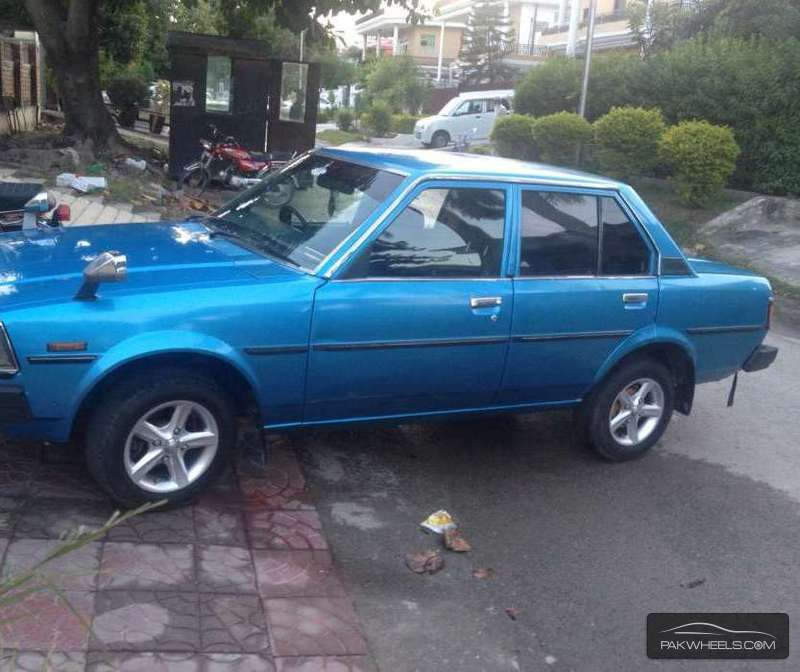 Toyota Corolla 1982 For Sale In Islamabad