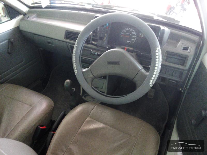 Suzuki Mehran VXR 2012 Image-3