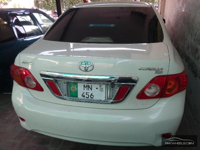 Toyota Corolla XLi 2010 Image-5
