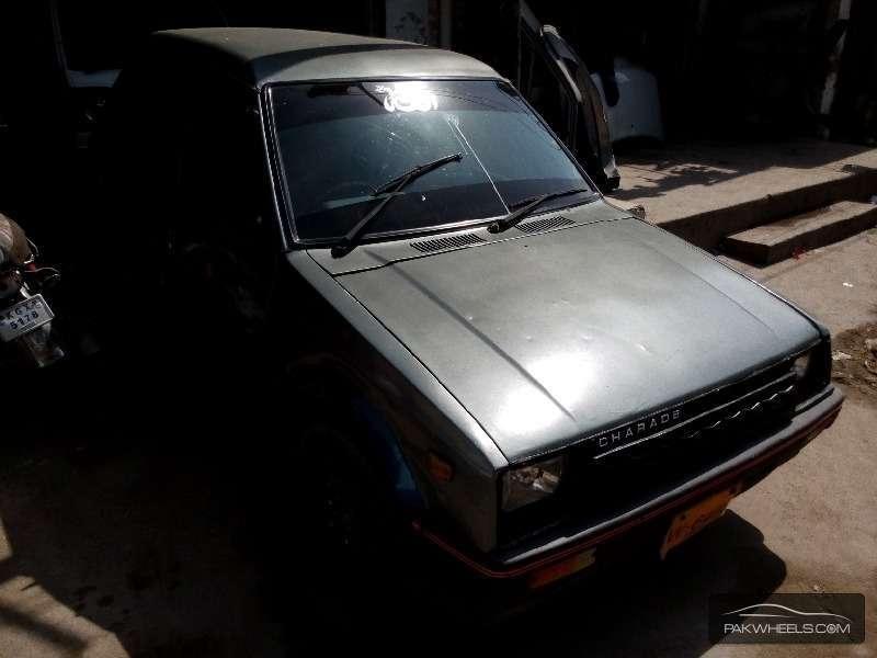 Daihatsu Charade CX 1984 Image-2