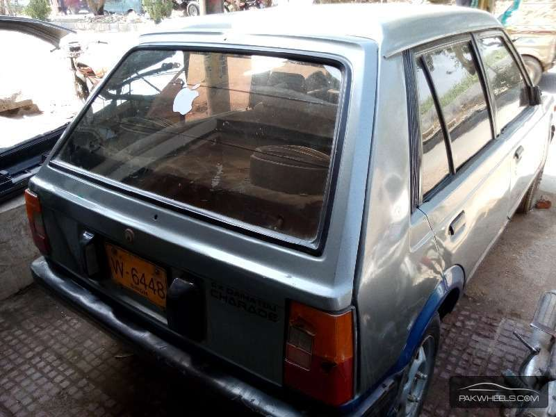 Daihatsu Charade CX 1984 Image-5