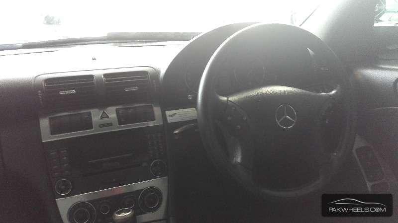 Mercedes Benz C Class C180 Kompressor 2005 Image-7