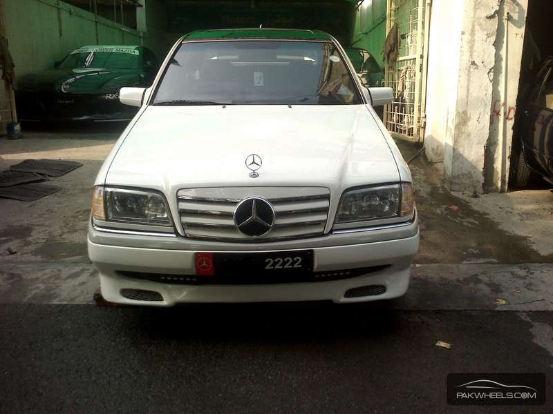 Mercedes benz c class c220 1994 for sale in lahore pakwheels for 1994 mercedes benz c220