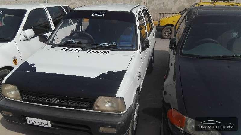 Suzuki Mehran 2004 Image-9