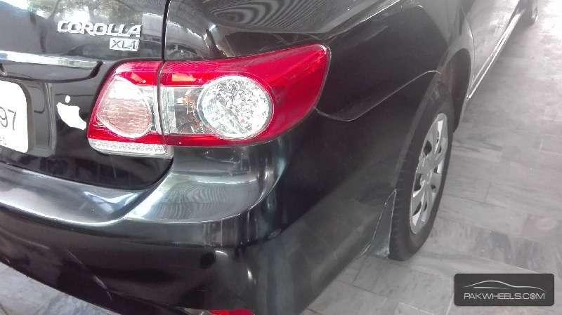 Toyota Corolla XLi VVTi Ecotec 2012 Image-4