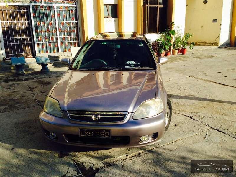 Honda Civic VTi Oriel 1.6 2000 Image-2