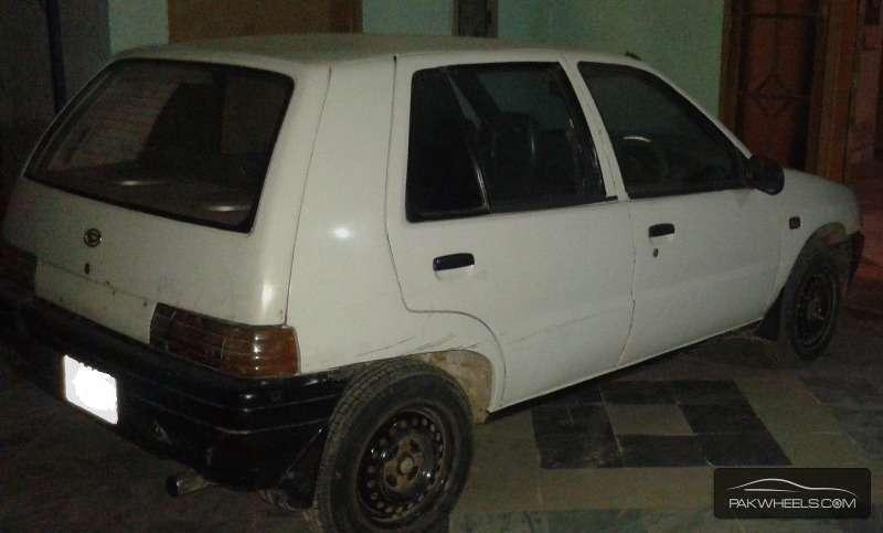 Daihatsu Charade CX Turbo 1988 Image-3