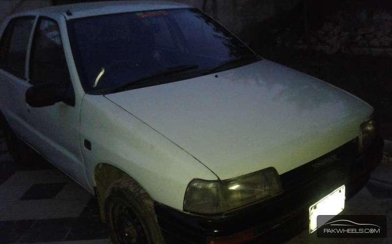 Daihatsu Charade CX Turbo 1988 Image-2