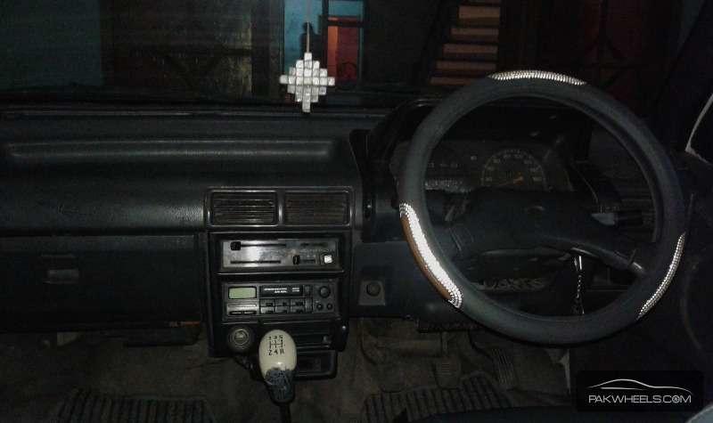 Daihatsu Charade CX Turbo 1988 Image-4