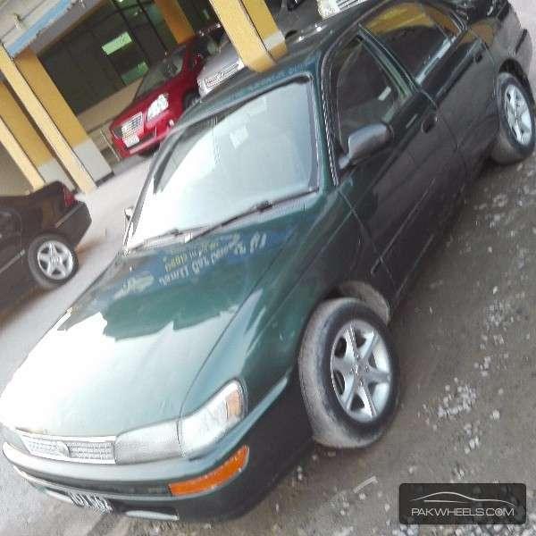 Toyota Corolla 1998 Image-3