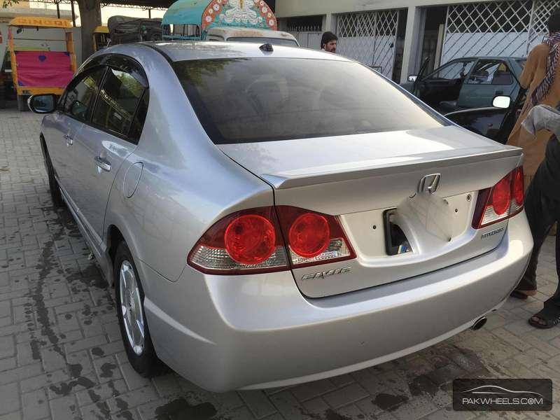 Honda Civic Hybrid 2008 Image-5