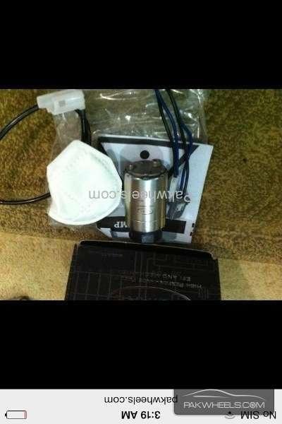 Octane fuel pump Image-1