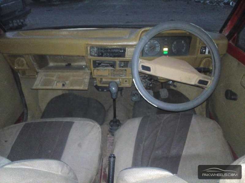 Suzuki FX GA 1985 Image-2