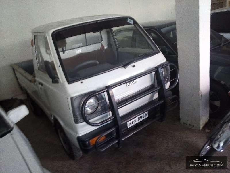 Suzuki Ravi STD VX (CNG) 2007 Image-1