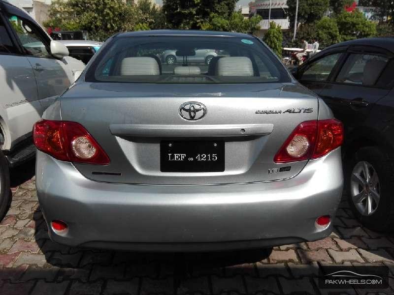 Toyota Corolla Altis Cruisetronic 1.8 2008 Image-7