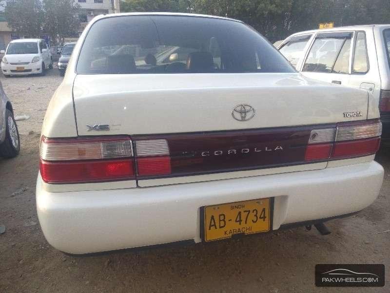 Toyota Corolla XE-G 1995 Image-9