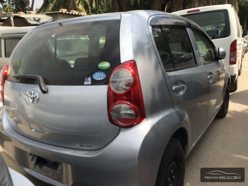 Toyota Passo G 1.0 2013 Image-8